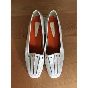 Enzo Angiolini Remind Me Leather Flats